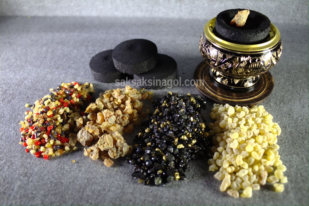 Incense starter kits for frankincense newbies